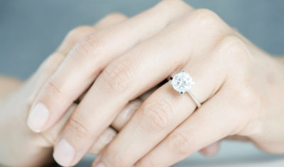 Engagement Rings Insurance