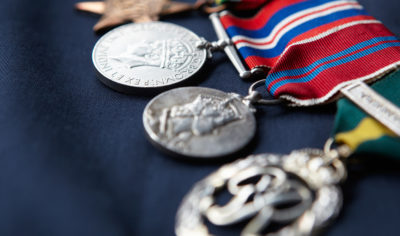 Militaria / Military Collectable Insurance